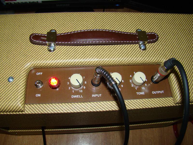 ламповый ревербератор